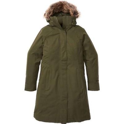 マーモット Marmot レディース コート アウター Chelsea Coat Nori