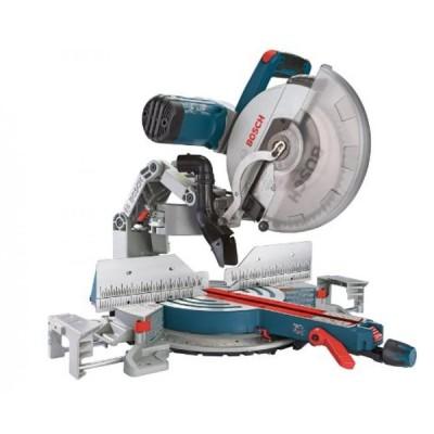 """ボッシュ Bosch GCM12SD 12"""" Dual-Bevel Glide Miter Saw,"""