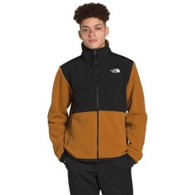 ノースフェイス メンズ ジャケット・ブルゾン アウター Denali 2 Fleece Jacket Timber Tan