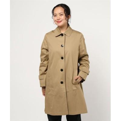 agnes b. / WO78 MANTEAU ピミリココート WOMEN ジャケット/アウター > ステンカラーコート
