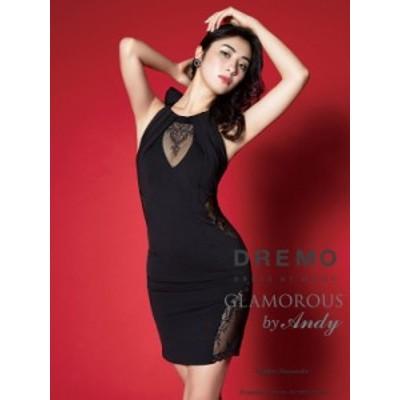 GLAMOROUS ドレス GMS-V459 ワンピース ミニドレス Andy グラマラスドレス クラブ キャバ ドレス パーティードレス