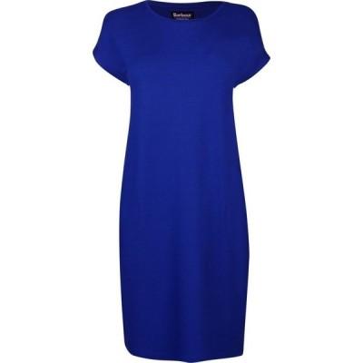 バブアー BARBOUR INTERNATIONAL レディース ワンピース ミドル丈 ワンピース・ドレス Barbour International Bankso Midi Dress Blue