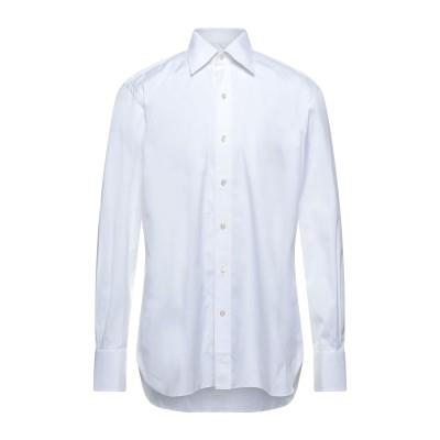 トム フォード TOM FORD シャツ ホワイト 41 コットン 100% シャツ