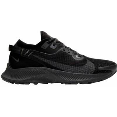 ナイキ メンズ スニーカー シューズ Nike Men's Pegasus Trail 2 GTX Trail Running Shoes Black/Grey