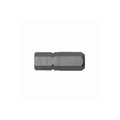 兼古製作所 4962485397050 ANEX(アネックス) 溝付超短ビット AK-51P 六角 対辺6mm