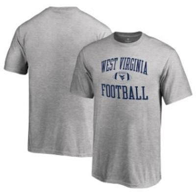 Fanatics Branded ファナティクス ブランド スポーツ用品  Fanatics Branded West Virginia Mountaineers Youth Ash Neutral Zone T-Shir