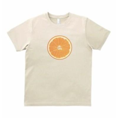 食べ物 野菜 Tシャツ オレンジ サンド