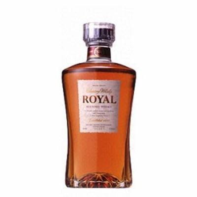 【送料無料】サントリー ローヤルスリム 43度 660ml瓶 1ケース12本