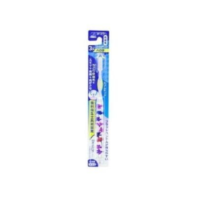 【あわせ買い2999円以上で送料無料】アヌシ OB-806FA ちどりデザインハブラシ Flower 1本入