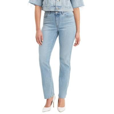 リーバイス レディース デニムパンツ ボトムス Classic Straight Jeans