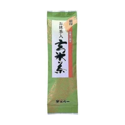 【お茶】茶三代一 抹茶入り 玄米茶 銀印 150g