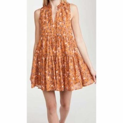 ビービーダコタ BB Dakota レディース ワンピース ワンピース・ドレス Sunny Disposition Dress Papaya
