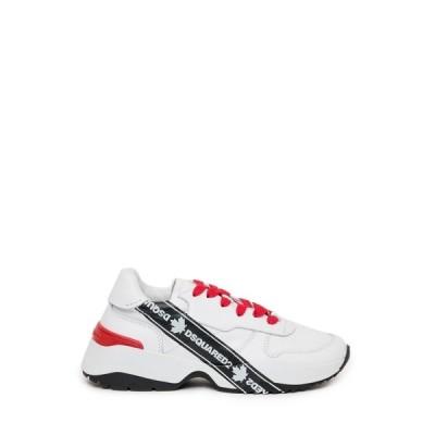 ディースクエアード レディース スニーカー シューズ Dsquared2 Logo Tape Sneakers -