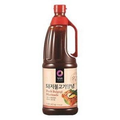 清浄園 豚プルコギタレ辛口(2kg・業務用)