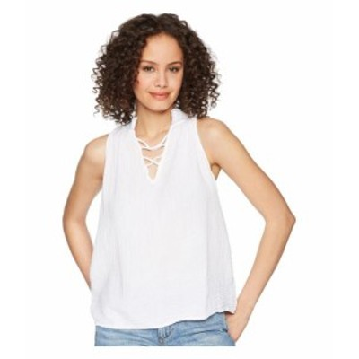 Michael Stars マイケルスターズ 服 一般 Double Gauze Embroidered Swing Tank