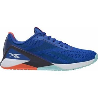 リーボック メンズ スニーカー シューズ Reebok Men's Nano X1 Training Shoes Blue/Red