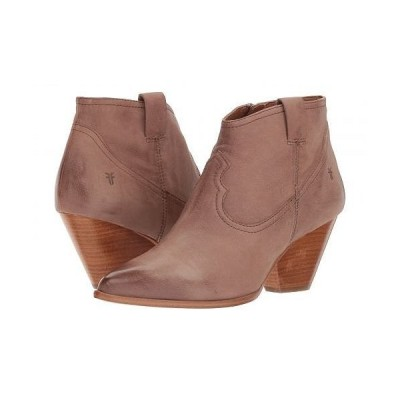 Frye フライ レディース 女性用 シューズ 靴 ブーツ アンクル ショートブーツ Reina Bootie - Dusty Rose
