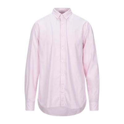 ティンバーランド TIMBERLAND シャツ ピンク M オーガニックコットン 100% シャツ