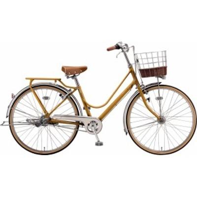 配送も店頭受取も可 自転車 ブリジストン ママチャリ 27インチ シティサイクル 3段変速ギア 1D92ED0 CB7TP カジュナ ベ-シック DX E.Xキ