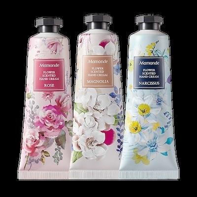 [Mamonde] フラワーセンチドハンドクリーム - 50ml / Flower Scented Hand Cream - 50ml