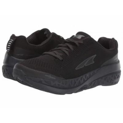 Altra Footwear オルタフットウエア レディース 女性用 シューズ 靴 スニーカー 運動靴 Paradigm 4.5 Black【送料無料】