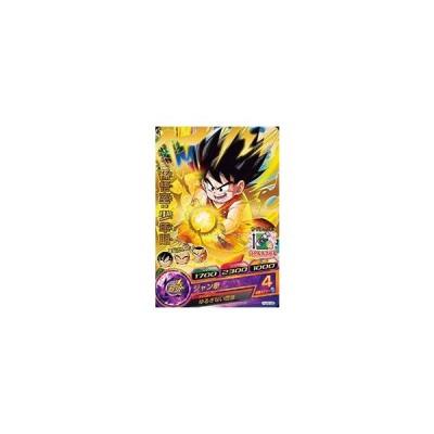 ドラゴンボールヒーローズカード HJ5-08 孫悟空:少年期