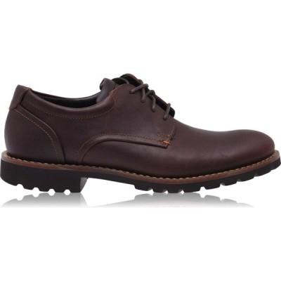 ロックポート Rockport メンズ 革靴・ビジネスシューズ ブローグ シューズ・靴 Colben Brogues Brown
