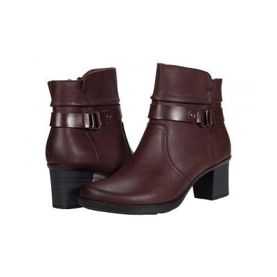 Earth Origins レディース 女性用 シューズ 靴 ブーツ アンクル ショートブーツ Wheaton Whitley - Merlot