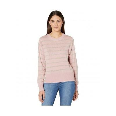 Splendid スプレンデッド レディース 女性用 ファッション セーター Tradewinds Striped Pullover - Pink/Heather Toast