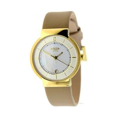 Boccia - Women's Watch - 3123-11 並行輸入品