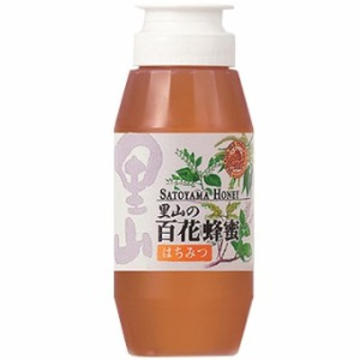 山田養蜂場 里山の百花蜂蜜 500g TW1010103550