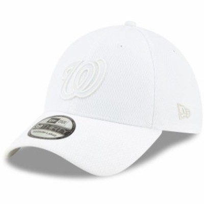 New Era ニュー エラ スポーツ用品  New Era Washington Nationals White 2019 Players Weekend 39THIRTY Flex Hat