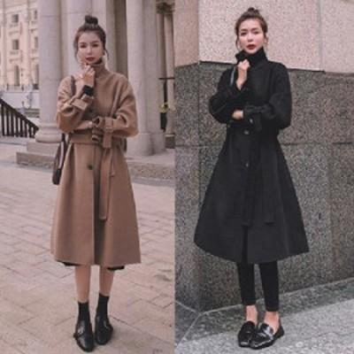 自分買い 自分にご褒美 オルチャン服 オルチャン ファッション 韓国 レディースファッション 冬コート ラシャコート チェスターコート レ