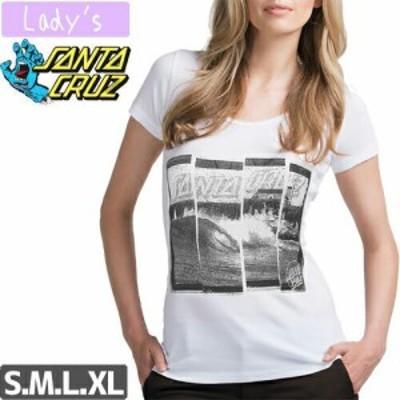 サンタクルーズ SANTA CRUZ レディース ESCAPE SCOOP NECK JONIORS TEE NO20