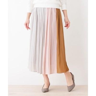 SOUP / スープ innowave パウダーサテンスカート