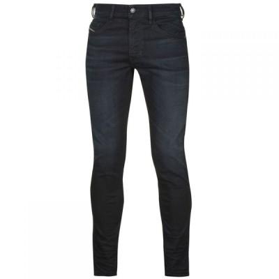 ディーゼル Diesel Jeans メンズ ジーンズ・デニム ボトムス・パンツ Jeans Black AY