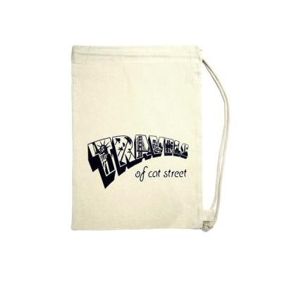 TRAVELS (トラベルズ)/ORIGINAL SHEETING SHOP BAG(トラベルズ・オリジナルシーチングバッグ)/natural x navy