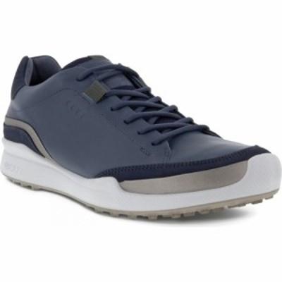 エコー ECCO メンズ スニーカー シューズ・靴 Biom Hybrid Water Resistant Sneaker Ombre/Buffed Silver/Night Sk