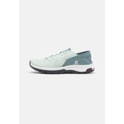 ウニサ レディース スポーツ用品 TECH LITE - Hiking shoes - opal blue/trooper/ebony