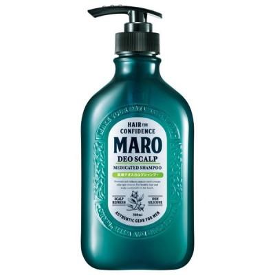 【医薬部外品】MARO(マーロ) 薬用デオスカルプシャンプー 480ml