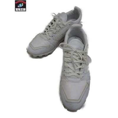 adidas×WHITE MOUNTAINEERING フォーミュラ 1 28.0cm 白[▼]