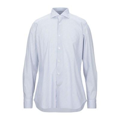 ローダ RODA シャツ ブルー 41 ポリエステル 70% / コットン 30% シャツ