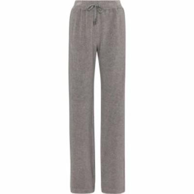 トム フォード Tom Ford レディース スウェット・ジャージ ボトムス・パンツ Cotton sweatpants Grey Melange
