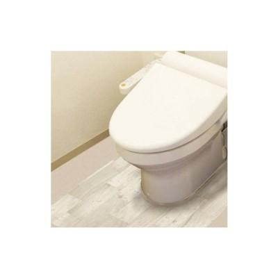 防水模様替えシート トイレ床用 90cm×80cm Cr(クリーム) BKTW-9080  キャンセル返品不可 他の商品との同梱総計3個まで