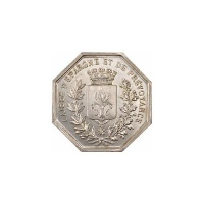 金貨 銀貨 硬貨 シルバー ゴールド アンティークコイン [#57807] France, Savings Bank, Token, AU(55-58