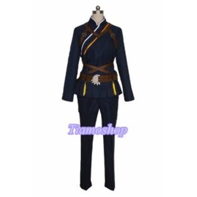 棺姫のチャイカ  トール・アキュラ  風  衣装+靴カバーセット★コスプレ衣装 完全オーダメイドも対応可能 * K3692