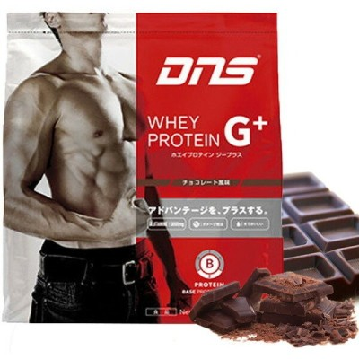 DNS DNS GP1000 CHC ホエイプロテインG+ チョコレート風味 (1000g)