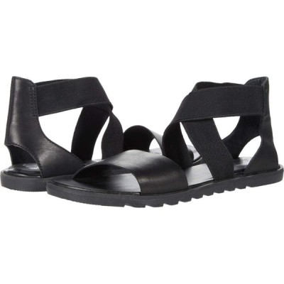 ソレル SOREL レディース サンダル・ミュール シューズ・靴 Ella(TM) II Sandal Black