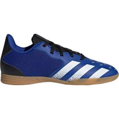 アディダス キッズ/ジュニア サッカーシューズ adidas Predator Freak .4 Kids' Sala Indoor Soccer Shoes インドア BLUE/BLACK