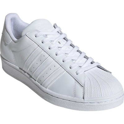 アディダス ADIDAS メンズ スニーカー シューズ・靴 Superstar Sneaker White/White/White